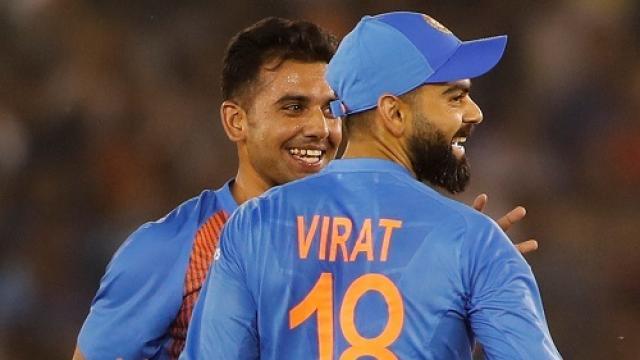 दीपक चाहर ने बताया, विराट कोहली-रोहित शर्मा और महेंद्र सिंह धोनी की कप्तानी में अंतर 1