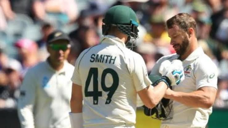 AUS vs NZ- बॉक्सिंग डे टेस्ट मैच के पहले दिन स्टीवन स्मिथ और अंपायर के बीच इस बात को लेकर हुई जोरदार बहस 2
