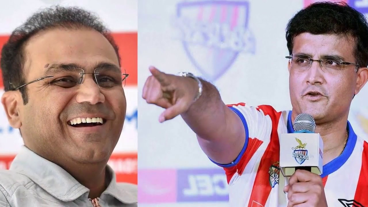 सौरव गांगुली ने कहा सुनील गावस्कर सर्वश्रेष्ठ सलामी बल्लेबाज लेकिन वीरेन्द्र सहवाग ज्यादा पीछे नहीं 1