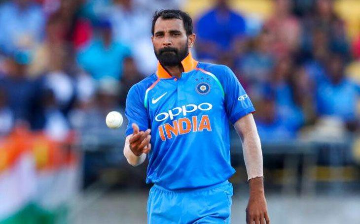 मोहम्मद शमी को मिली दोहरी ख़ुशी, भारतीय टीम ने जीती सीरीज तो वहीं घर में हुआ बेटी का जन्म 2