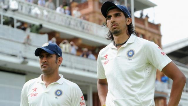 इशांत शर्मा ने धोनी की कप्तानी पर उठाया सवाल, कहा इस वजह से उनकी कप्तानी में नहीं हो पाया सफल 1