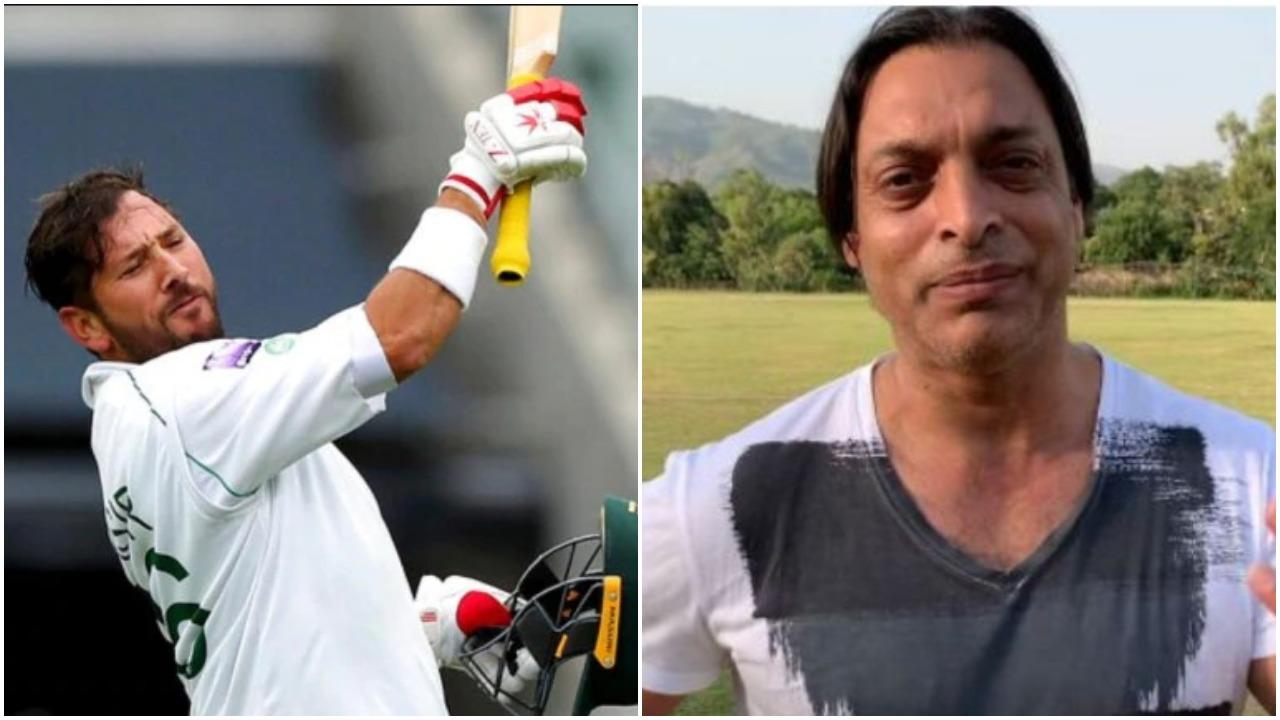यासिर शाह के शतक के बाद शोएब अख्तर के निशाने पर आये पाकिस्तानी बल्लेबाज 2