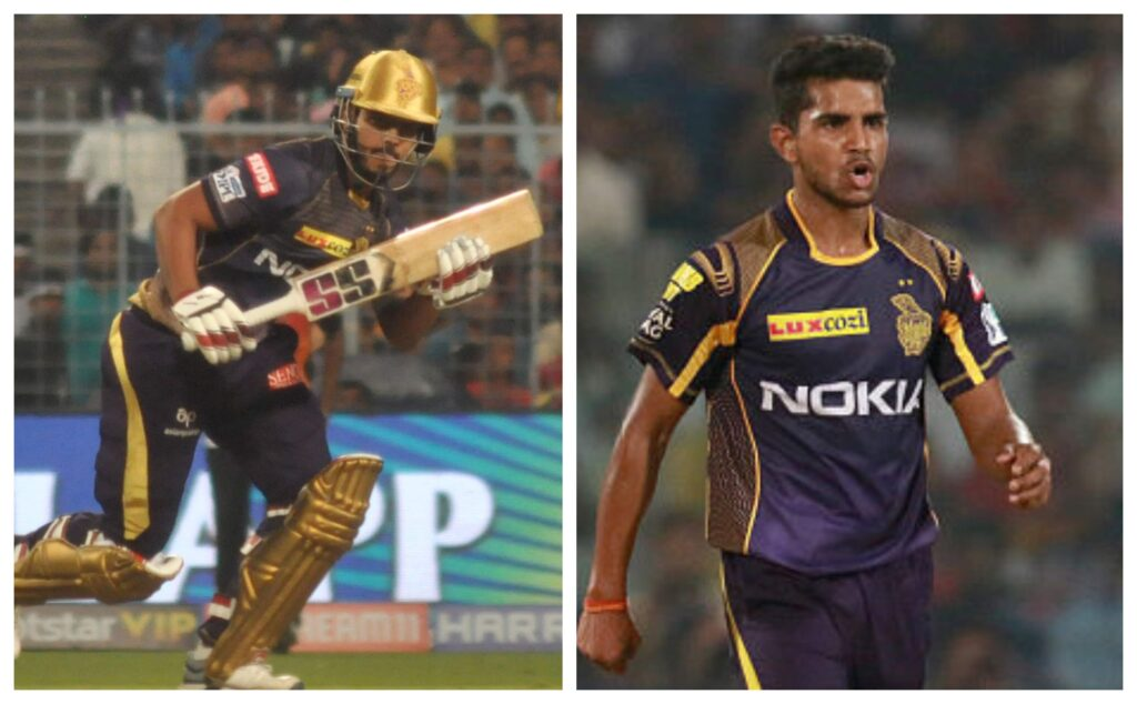 REPORTS: नितीश राणा और शिवम मावी पर आईपीएल 2020 से लग सकता है बैन 2