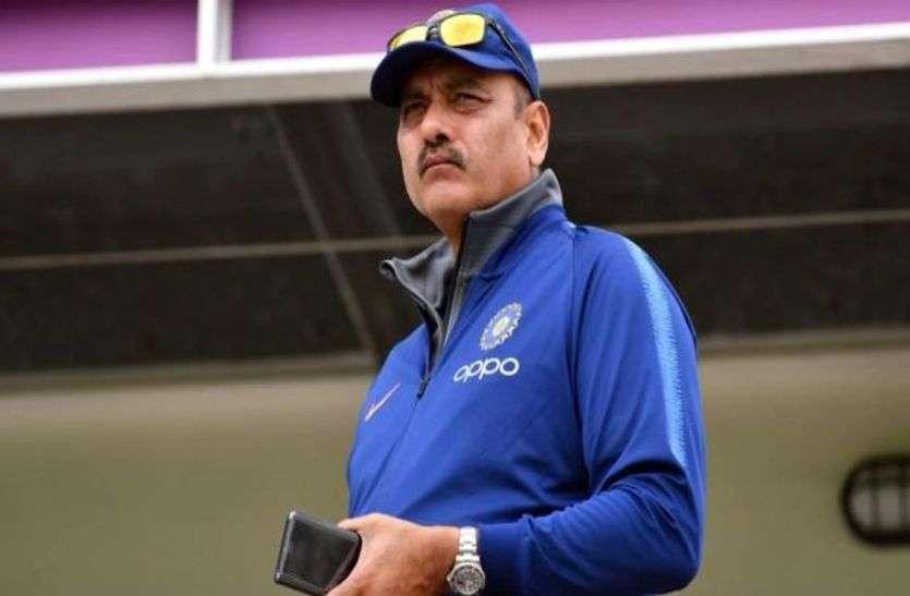 वेस्टइंडीज के खिलाफ सीरीज जीतने के बाद रवि शास्त्री ने टीम इंडिया के लिए लिखा ये खास मैसेज 1