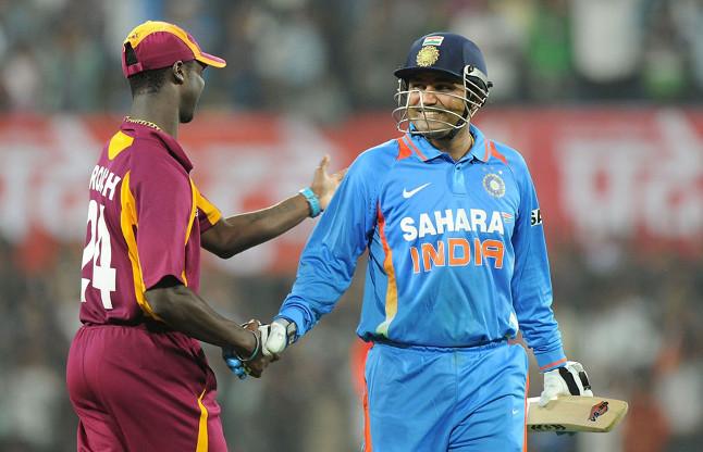 हरभजन सिंह के अनुसार वीरेंद्र सहवाग वनडे क्रिकेट में बना सकते थे तिहरा शतक 1