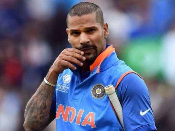 शिखर धवन ने कहा- मेरी पत्नी की तरह है यह भारतीय खिलाड़ी 31