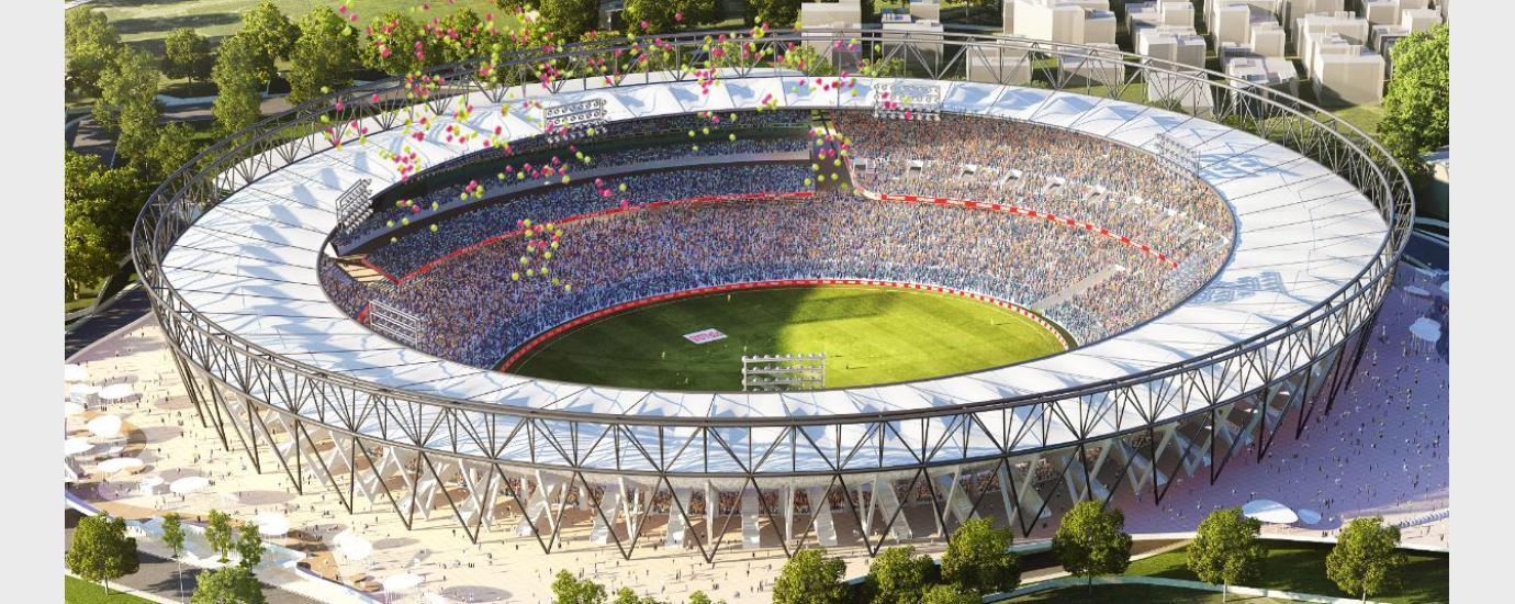 REPORTS : आईपीएल 2020 का फ़ाइनल मैच खेला जा सकता है इस मैदान पर 3