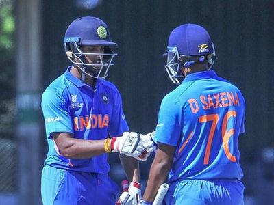 भारत की अंडर-19 टीम ने साउथ अफ्रीका अंडर-19 को पहले वनडे में 9 विकेट से हराया 1