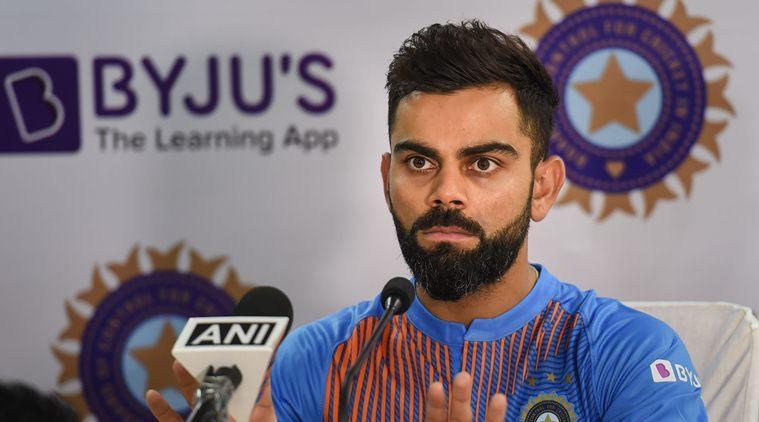 INDvsWI : 'मैन ऑफ़ द सीरीज' विराट कोहली ने खुद से ज्यादा इन खिलाड़ियों को दिया जीत का श्रेय