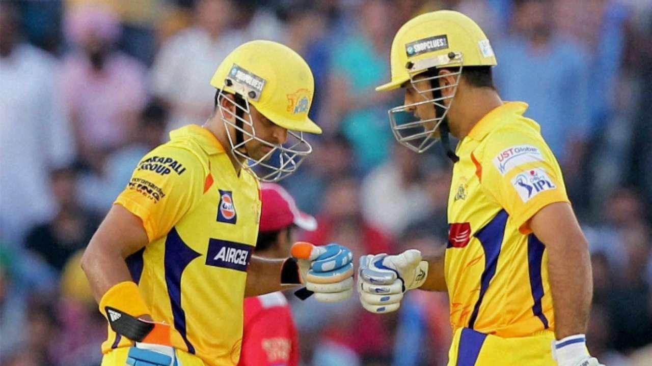 चेन्नई सुपर किंग्स ने आईपीएल 2021 के लिए सुरेश रैना और महेंद्र धोनी को किया रिटेन, यह 5 बड़े खिलाड़ी हुए रिलीज 1