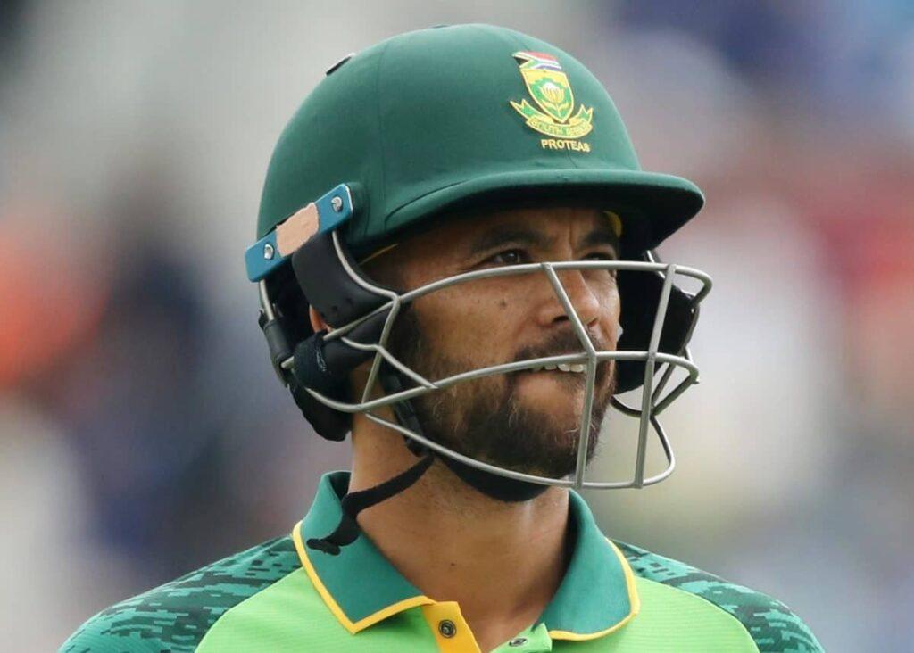 टी-20 विश्व कप से पहले दक्षिण अफ्रीका के जेपी डुमिनी ने क्रिकेट से संन्यास की घोषणा की 2