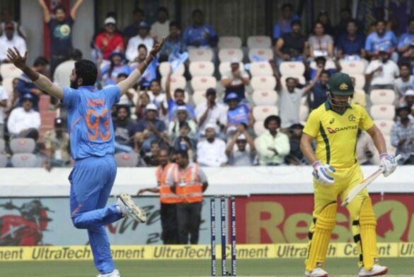 ऑस्ट्रेलियाई कप्तान आरोन फिंच को 2018 दौरे पर आते थे इन 2 भारतीय गेंदबाजों के डरावने सपने 14