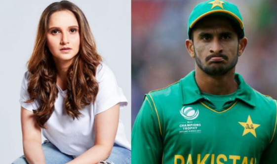 लम्बे समय बाद टेनिस कोर्ट में वापसी पर हसन अली ने सानिया मिर्जा को इस अंदाज में दी बधाई 6