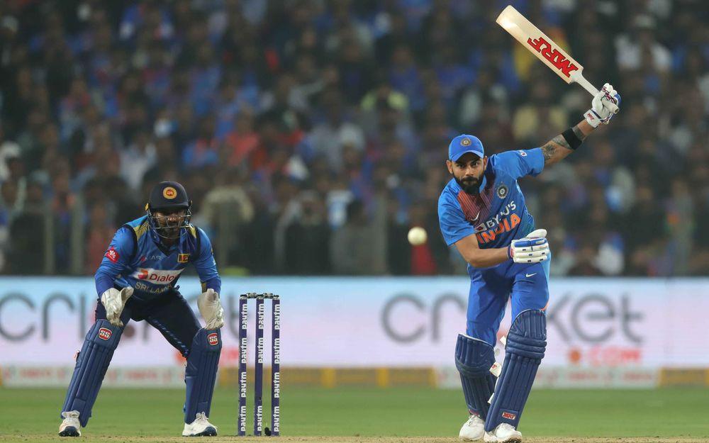 IND vs SL: STATS: तीसरा टी-20: मैच में बने 10 बड़े रिकॉर्ड, ऐसा करने वाले दुनिया के पहले खिलाड़ी बने कप्तान विराट कोहली 1