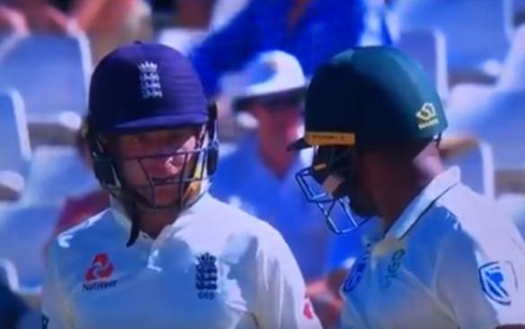 इंग्लैंड के विकेटकीपर जोस बटलर को वर्नोन फिलेंडर के साथ बहस मामले में आईसीसी ने सुनाई ये सजा 4