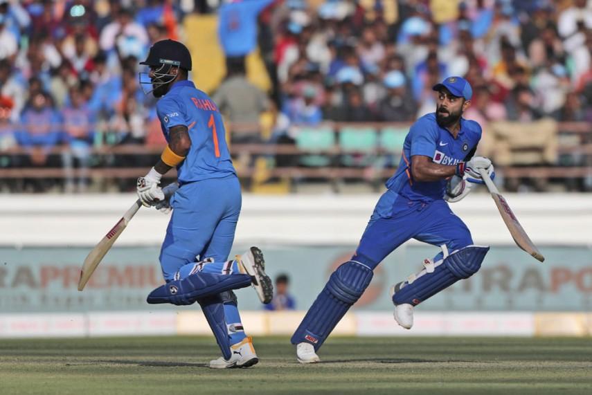 RANKING : आईसीसी की टी-20 रैंकिंग में केएल राहुल बने नंबर-2 बल्लेबाज, देखें टॉप-10 लिस्ट 5