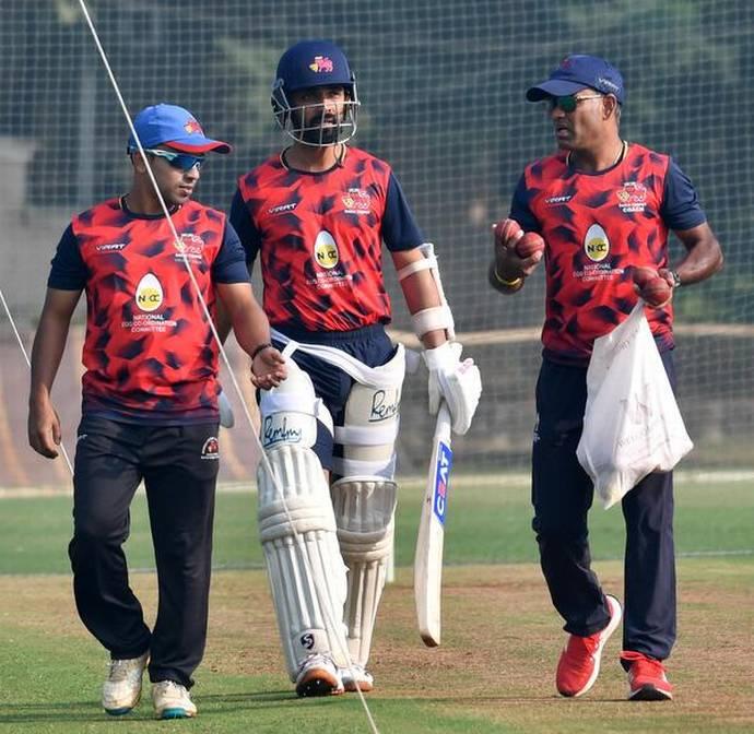 रणजी ट्रॉफी 2019-20: मुंबई की लगातार 2 हार के बाद कप्तान सूर्यकुमार यादव ने मीडिया के सामने कही ये बात 2