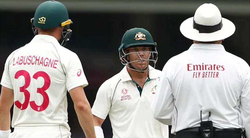 मार्नस लाबुशेन और डेविड वार्नर का 1 रन लेना ऑस्ट्रेलिया को पड़ा भारी, लगा 5 रनों का जुर्माना, जाने क्या है नियम 2