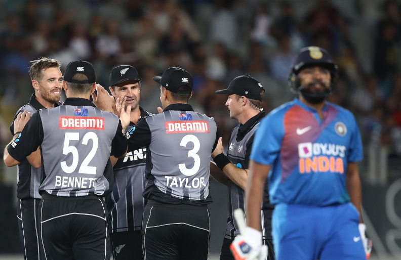 न्यूजीलैंड के खिलाफ तीसरे टी20 मैच से पहले भारतीय टीम ने किया अलग ढंग से अभ्यास, देखें वीडियो 3