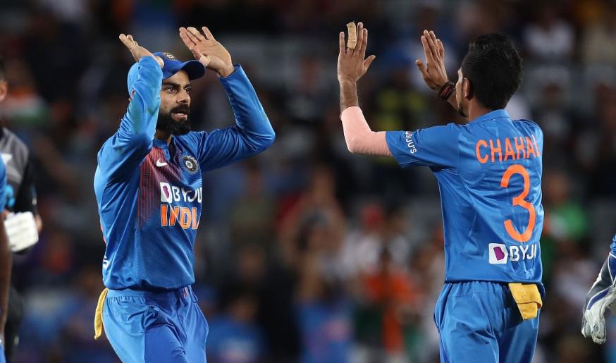 NZ vs IND, दूसरा टी-20: भारतीय टीम की शानदार गेंदबाज, विराट कोहली हुए ट्रोल