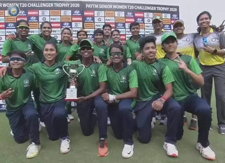 महिला टी-20 चैलेंजर ट्रॉफी 2019-20: शैफाली वर्मा की विस्फोटक बल्लेबाजी से इंडिया सी ने जीता खिताब, खेली तेज पारी 1