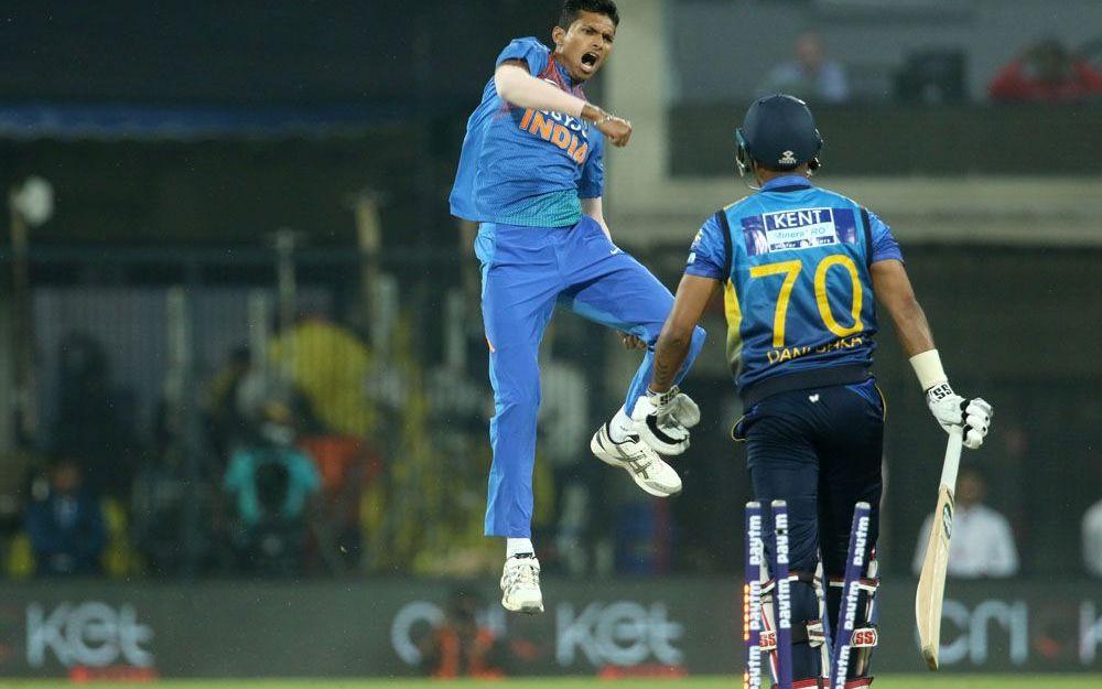 IND vs SL- नवदीप सैनी ने डाली तेज गेंद स्पीड देख कप्तान विराट कोहली हुए हैरान 4