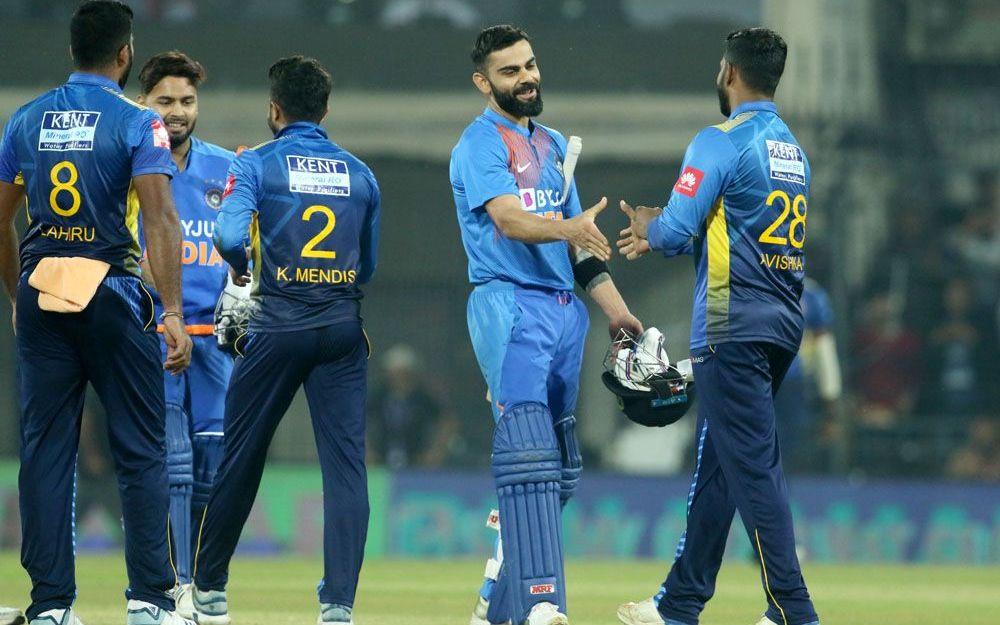 IND vs SL- नवदीप सैनी ने डाली तेज गेंद स्पीड देख कप्तान विराट कोहली हुए हैरान 2
