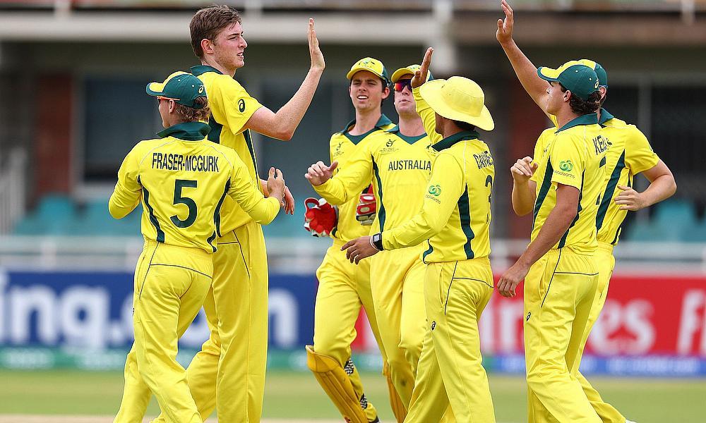 ऑस्ट्रेलिया के अंडर19 बल्लेबाज सैम फैनिंग आईसीसी के कोड ऑफ़ कंडक्ट में फँसे 1