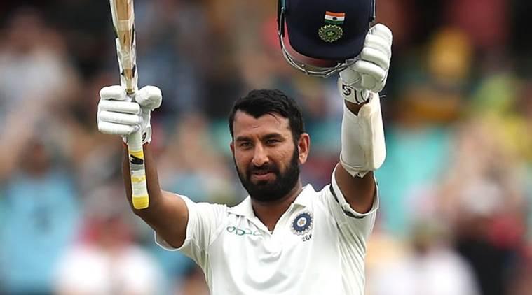 रणजी ट्रॉफी 2019-20: कर्नाटक के खिलाफ शतक बनाते ही सचिन-गावस्कर की श्रेणी में शामिल हुए चेतेश्वर पुजारा 5