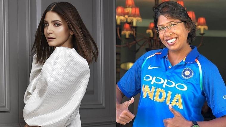 झूलन गोस्वामी के रोल में टीम इंडिया की जर्सी में नजर आई अनुष्का शर्मा, देखें तस्वीरें 1