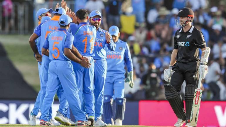 भारत और न्यूजीलैंड, टॉस रिपोर्ट
