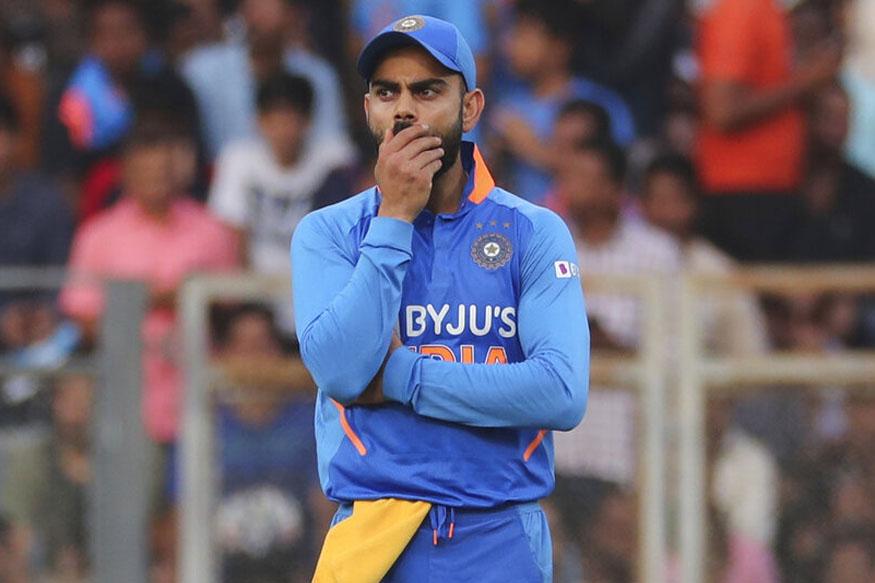 IND vs AUS- विकेट न मिलने से नाराज भारतीय कप्तान विराट कोहली अंपायर से भिड़े, देखें वीडियो 3