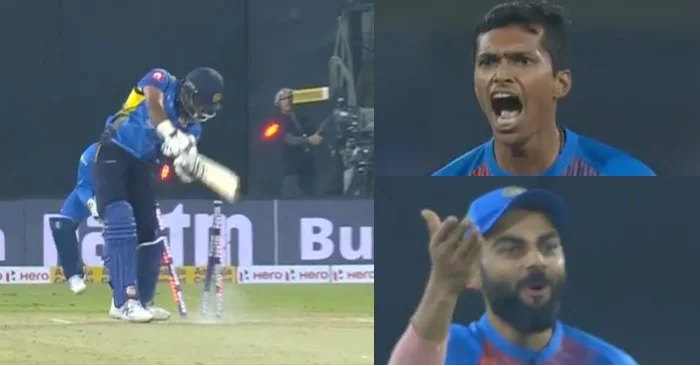 IND vs SL- नवदीप सैनी ने डाली तेज गेंद स्पीड देख कप्तान विराट कोहली हुए हैरान 1