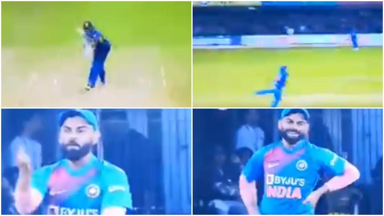 वीडियो: श्रेयस अय्यर ने गलत छोर पर किया थ्रो, देखने लायक था कप्तान विराट कोहली का रिएक्शन 1
