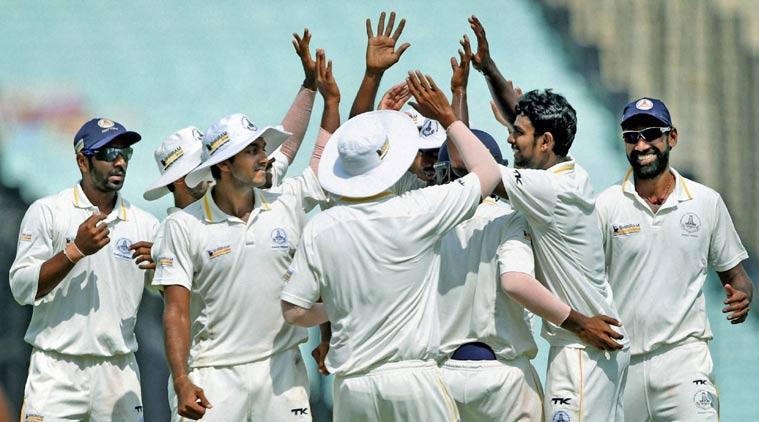 रणजी ट्रॉफी 2019-20 : क्वाटर फाइनल राउंडअप : दूसरे दिन गुजरात, बंगाल और सौराष्ट्र ने अपनी स्थिति की मजबूत 3