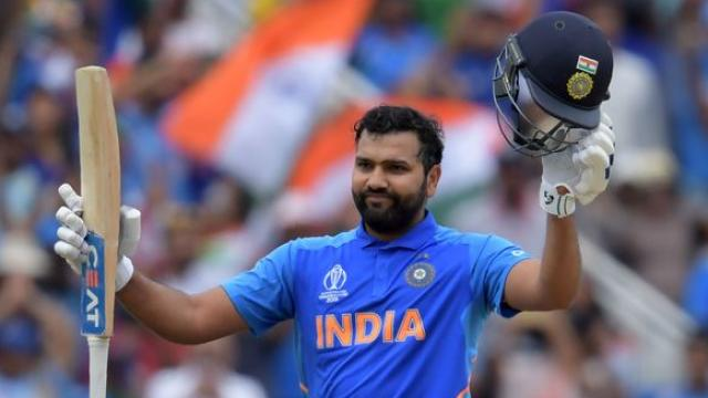 रोहित शर्मा ने इन 5 भारतीय बल्लेबाजों को बताया अपना पसंदीदा 1