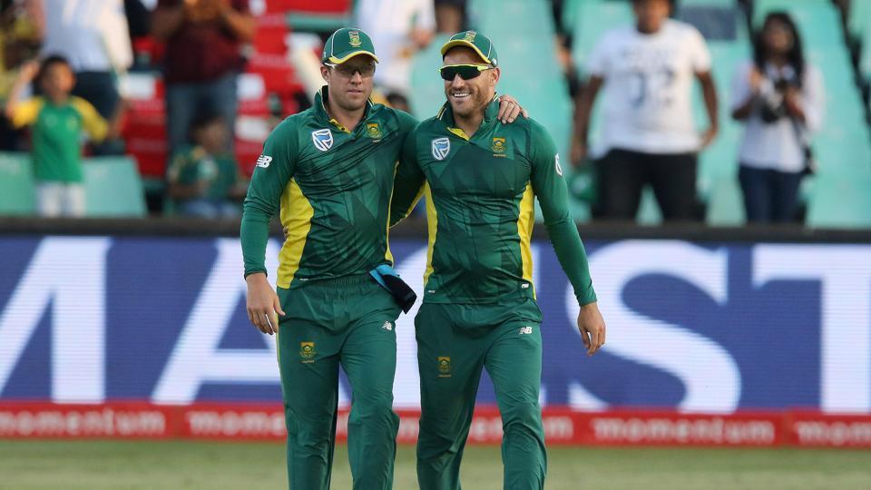 एबी डिविलियर्स के टी-20 विश्व कप खेलने की इच्छा पर अफ्रीका टीम में हलचल, फाफ डू प्लेसी ने कही ये बात 9