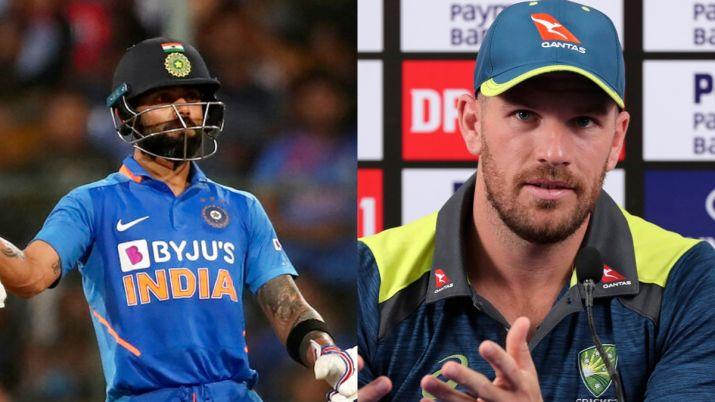 भारत के खिलाफ सीरीज गंवाने के बाद आरोन फिंच ने इन 2 भारतीय खिलाड़ियों की तारीफ़ की 1
