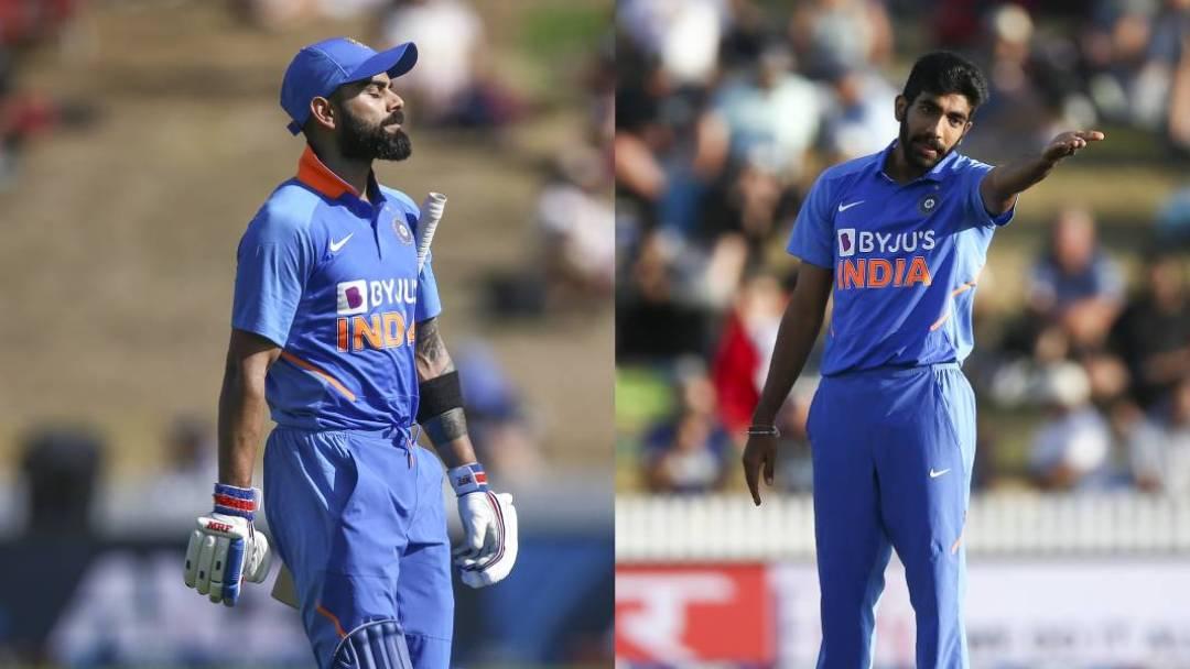 आईसीसी रैंकिंग: नई वनडे रैंकिंग घोषित, खराब प्रदर्शन के बाद भारतीय खिलाड़ियों को हुआ भारी नुकसान 1