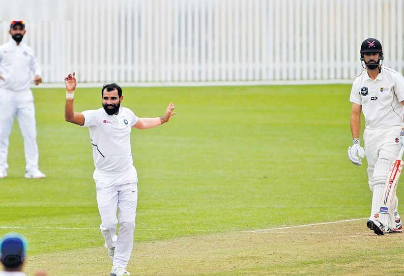 मैच रिपोर्ट: न्यूजीलैंड इलेवन के खिलाफ दूसरी पारी में चमके मयंक-पंत, मैच हुआ ड्रॉ 2