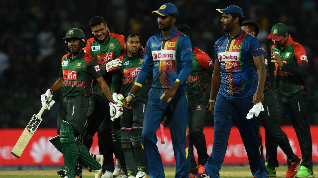 श्रीलंका को हराकर वनडे सुपर लीग के प्वॉइंट टेबल में टॉप पर पहुंचा बांग्लादेश, भारत इस नंबर पर 12