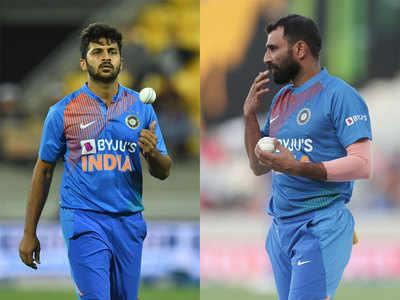 वीडियो : चहल टीवी पर मोहम्मद शमी तथा शार्दुल ठाकुर ने बताया आखिरी ओवर में सफलता का राज 4