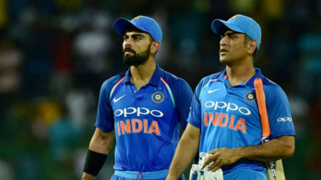 विराट कोहली ने बताया, उस व्यक्ति का नाम जिसकी वजह से बने टीम इंडिया के कप्तान 1