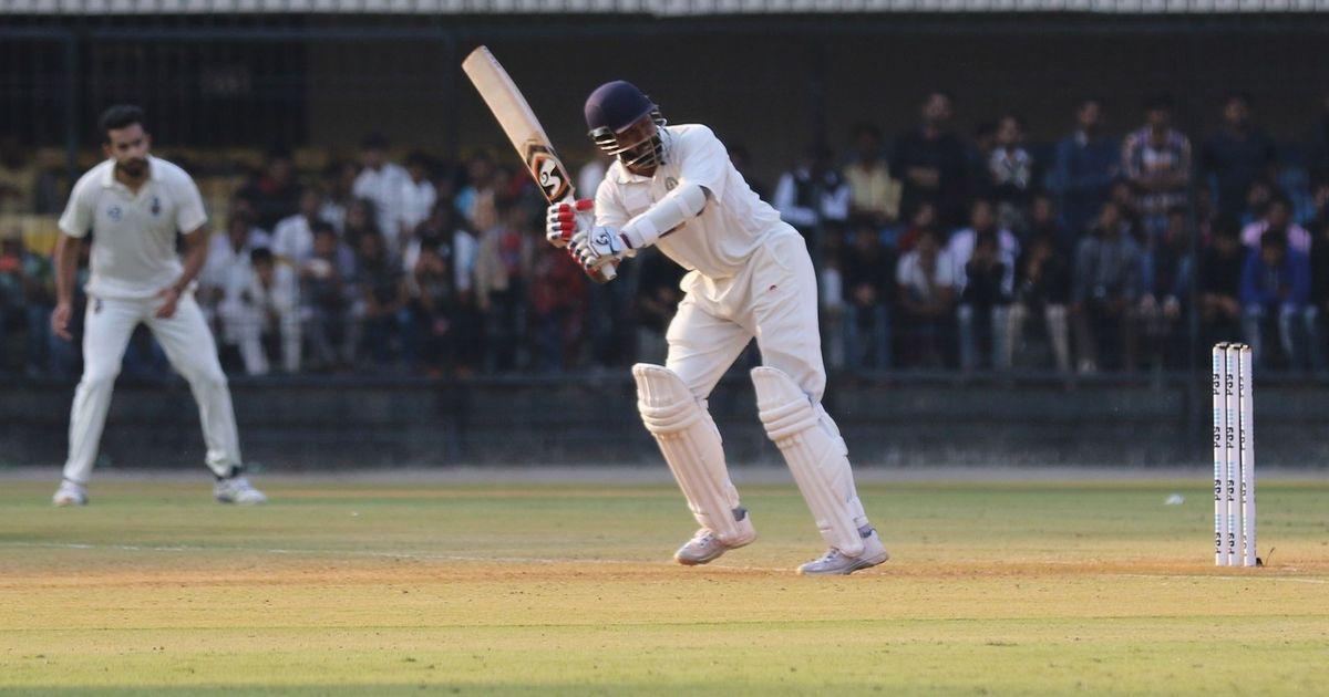 वसीम जाफर रणजी ट्रॉफी में 12 हजार रन बनाने वाले पहले खिलाड़ी बने 1