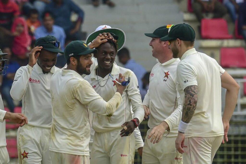 बांग्लादेश के खिलाफ एकमात्र टेस्ट सीरीज के लिए जिम्बाब्वे टीम घोषित, ये स्टार खिलाड़ी नहीं होगा हिस्सा 3