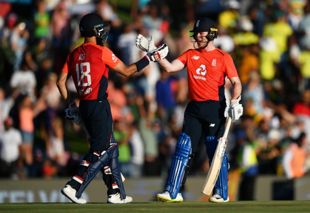 इंग्लैंड ने तीसरे टी-20 में साउथ अफ्रीका को 5 विकेट से हराया, मैच में लगे कुल 28 छक्के 14