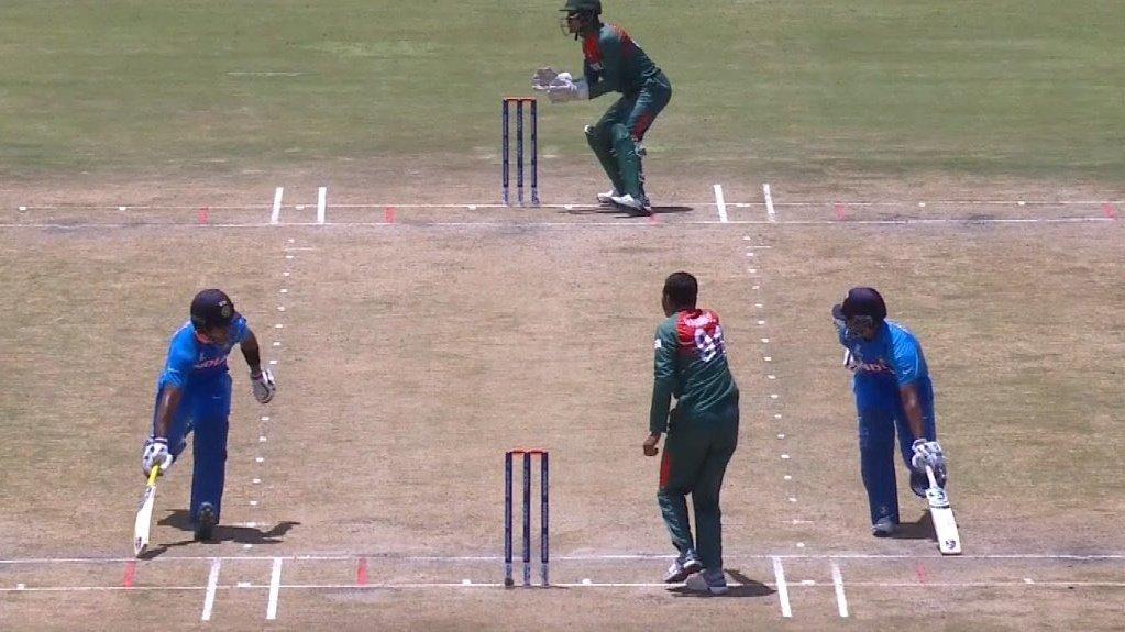 अंडर-19 विश्व कप फाइनल: भारतीय बल्लेबाजी से फैंस हुए निराश, ऐसे व्यक्त की प्रतिक्रिया 8