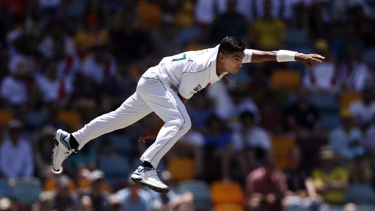 पाकिस्तान के नसीम शाह बने टेस्ट क्रिकेट में हैट्रिक लेने वाले सबसे युवा गेंदबाज, ट्विटर पर हो रही है तारीफ