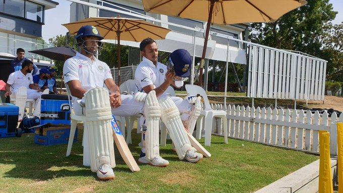 न्यूजीलैंड इलेवन के खिलाफ अभ्यास मैच में लड़खड़ाते हुए नजर आयें भारतीय बल्लेबाज, विहारी-पुजारा को छोड़ सब हुए फ्लॉप 2