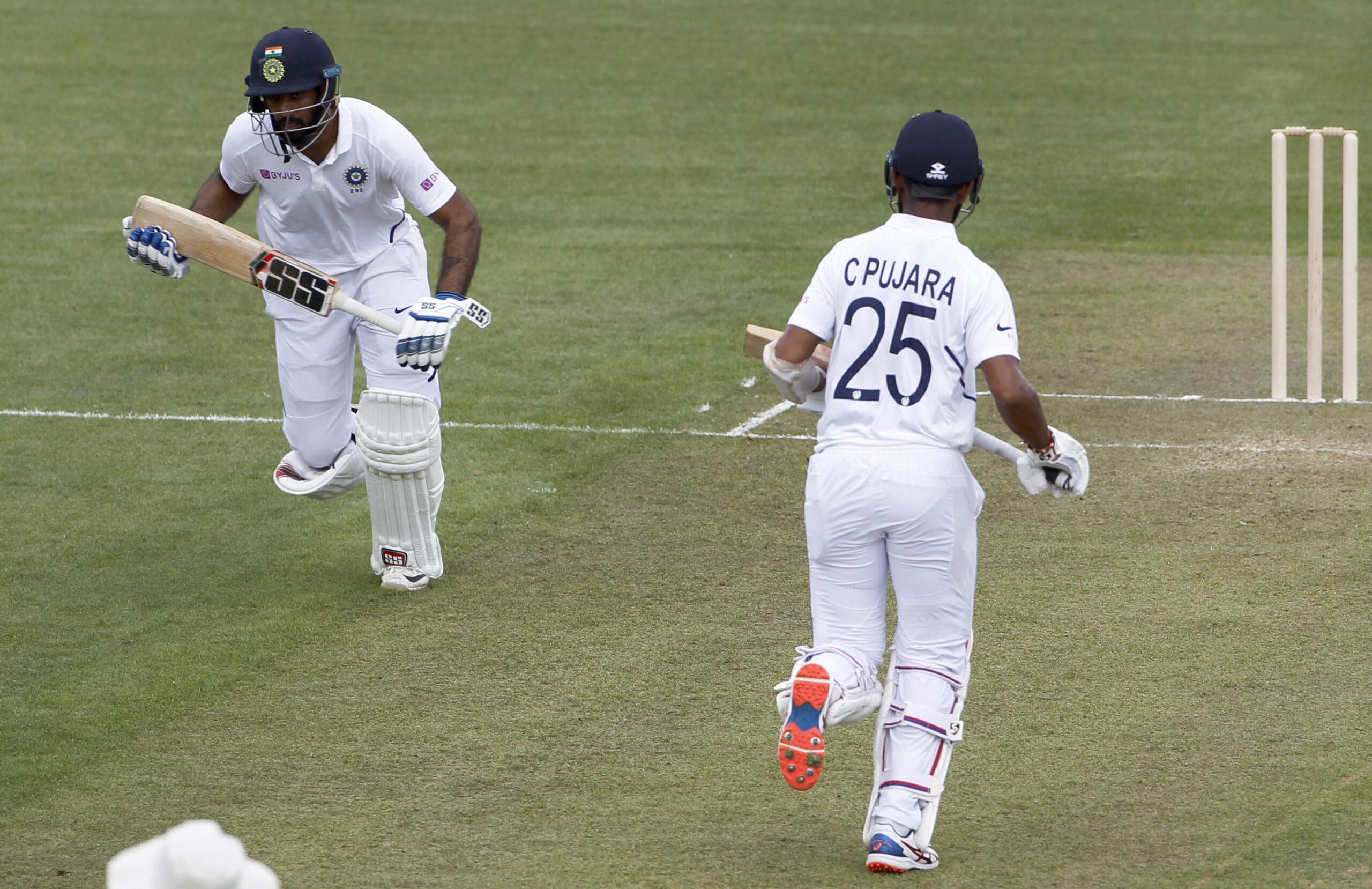 हनुमा विहारी ने बताया, किस तरह चेतेश्वर पुजारा ने की 101 रनों की पारी खेलने में उनकी मदद 1